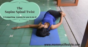 Supine Spinal Twist for Moms – Step by Step Instructions