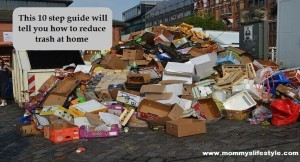 Reduce Trash at Home in 10 Simple but Effective Ways