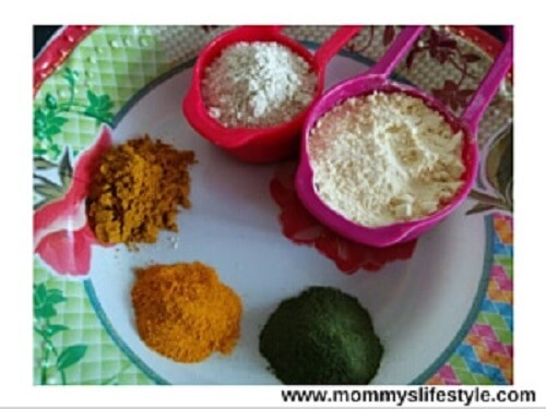 bath powder recipe