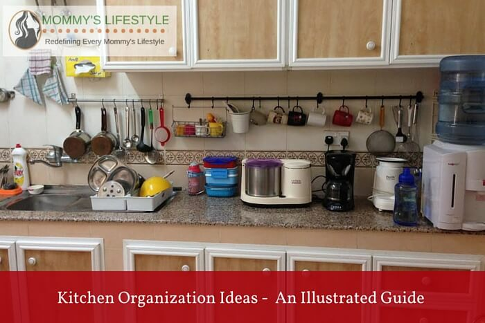 kitchen organization ideas- 1