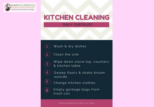 daily-kitchen-cleaning-checklist