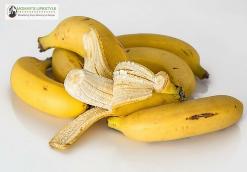 banana for dry cracked feet