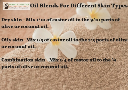 castor oil cleanser