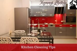 13 kitchen cleaning tips that can be done easily with less effort